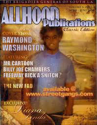 Allhood Magazine Issue 5