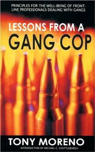 Lessons from a gang cop