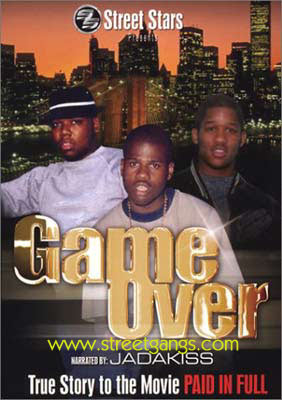 Game Over DVD | StreetGangs.Com