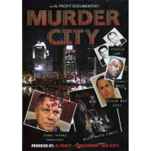 murder city detroit