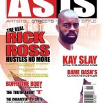 ASIS Magazine cover story