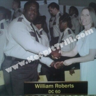 Rapper Rick Ross worked as a Correctional Officer in Florida before his success as a rapper.