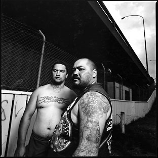 Mongrel Mob in New Zealand