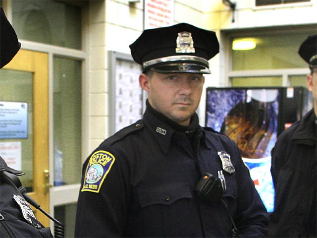 Officer Justin Barrett