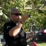 Officer Thayer, LAPD