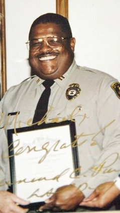A jury voted for the death penalty for Miguel Angel Magallon, who was convicted of fatally shooting Los Angeles County Police Capt. Michael Sparkes during an attempted robbery nearly five years ago. June 10, 2001