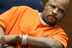 Steven Anthony Jones listens to a Los Angeles judge sentence him to death.