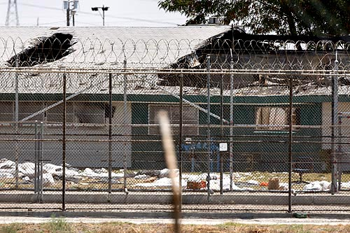 "Corrections experts warned nearly two years ago that overcrowding at the California Institute for Men at Chino created ""a serious disturbance waiting to happen,"" foreshadowing the violence that burned a dormitory and injured 175 prisoners over the weekend."