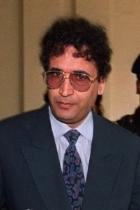 "The United States ""deeply regrets"" the decision by the Scottish government to release dying Lockerbie bomber Abdelbaset Ali Mohmet al-Megrahi, seen here in 1992, the White House said Thursday."