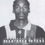 Mug Shot of Snoop Doggy Dogg
