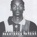 Mug Shot of Snoop Doggy Dogg