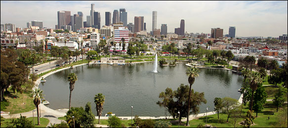 in Macarthur Park Shooting