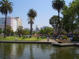 Westlake area of Los Angeles