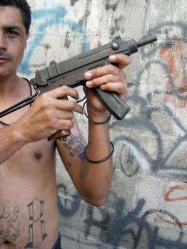 SALVADOR GANGS