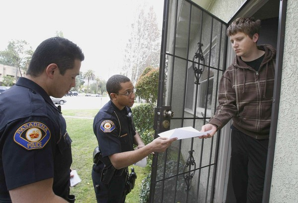 ... Pasadena police implement changes a year after fatal officer-involved  shooting ...