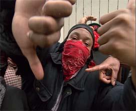black-gang-member