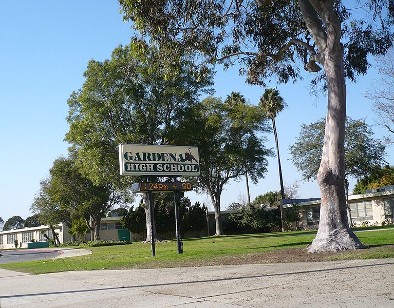 Gardena School Shooting