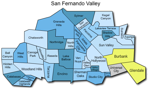 The San Fernando Valley