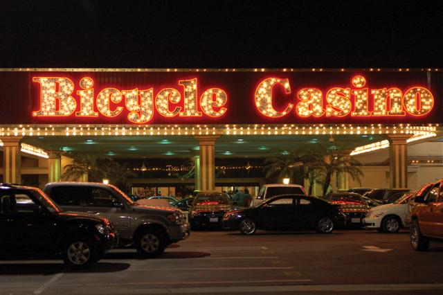 Bicycle casino in la why is bingo not gambling