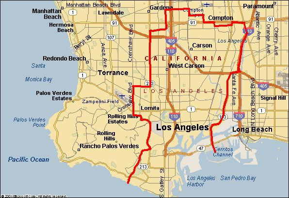Hispanic Gangs In The City Of Los Angeles California San Pedro