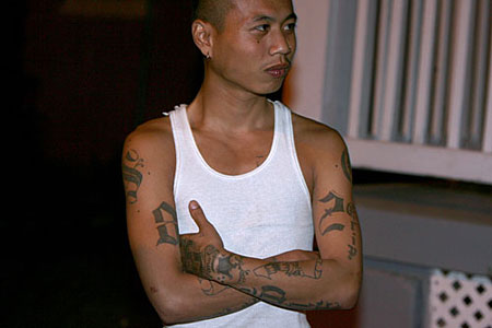 Southeast Asian Gangs 81