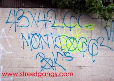 Four Tray Gangster Crips (43 GC), Eastside LA   StreetGangs Com