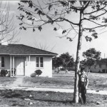 Avalon Gardens projects in 1948