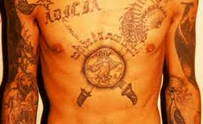 mexican cartel tattoo