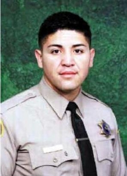 Deputy Jerry Ortiz, was killed in Hawaiian Gardens in 2005