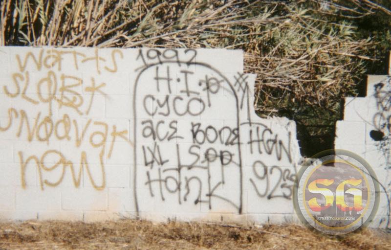 Compton Crip Graffiti Compton Ave Crips Cac