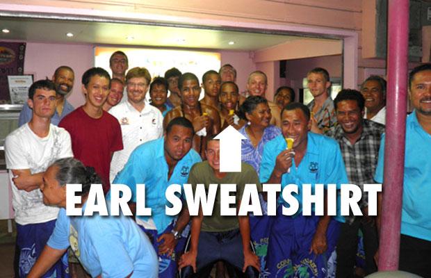 earl sweatshirt academy