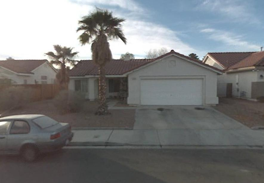 Home on 700 block of Heritage Drive, Henderson, NV where shooting occurred in January.