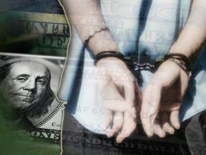 money-handcuffs