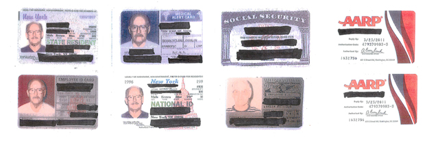 whitey bulger fake ids