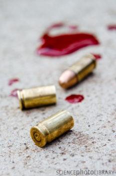 bloody bullet