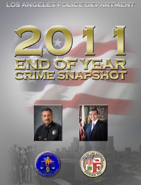 la city crime statistics