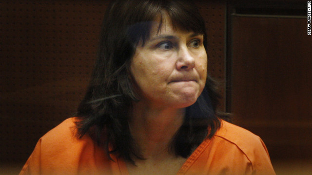 Stephanie Lazarus in a previous court hearing.