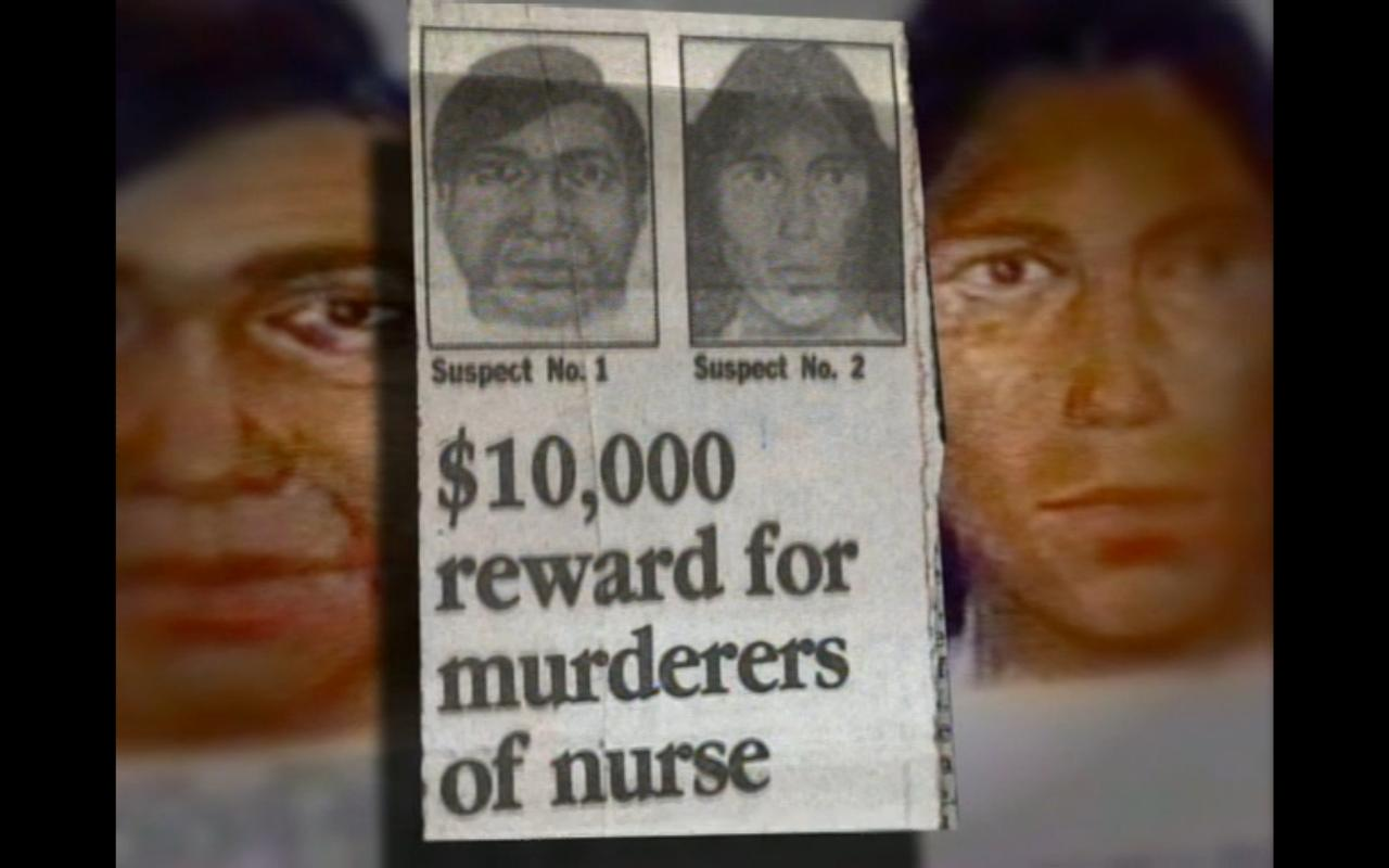 Suspects that the LAPD thought killed Sherri Rasmussen in 1986
