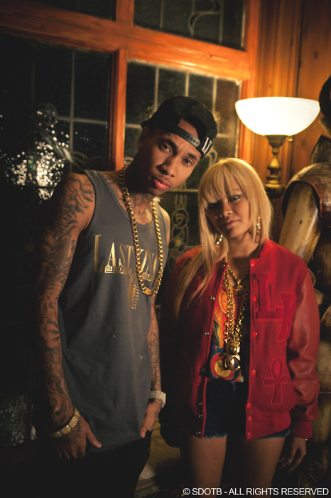 tyga honey cocaine