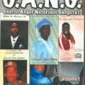 G.A.N.G. Ghetto Anger Notorious Gangsta's DVD