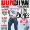 Jim Jones, Don Diva Magazine, FEDS magazine