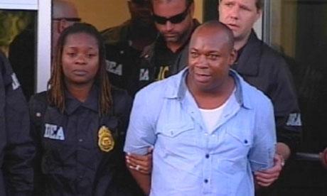Christopher 'Dudus' Coke arrest