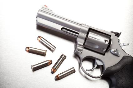 iStock gun