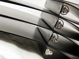 black binders