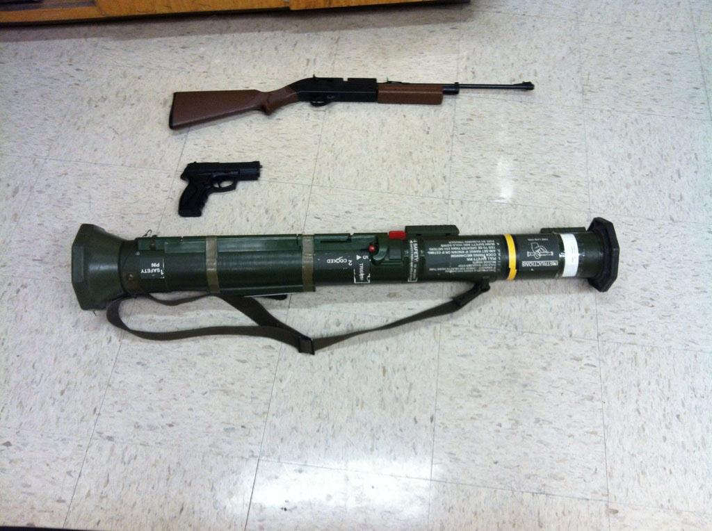 anti-tank-launcher