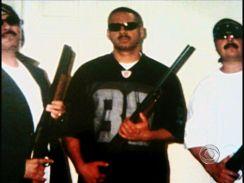 Rey Rodriguez guns