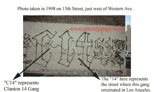 Clanton 14th Street East Side The Original Hood StreetGangsCom