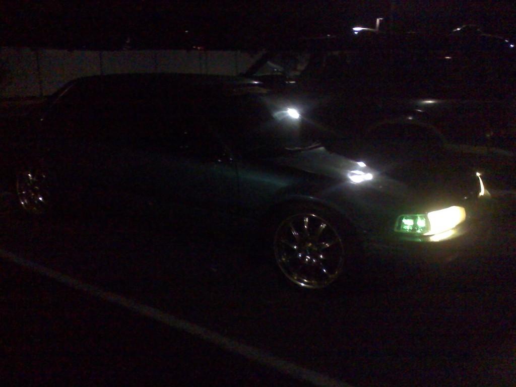 green Honda Accord