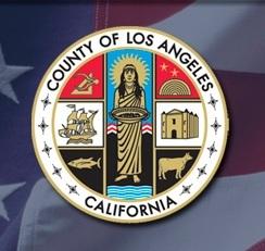 county of LA report