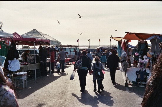 swap meet in los angeles county